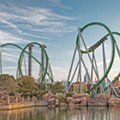 Universal's Incredible Hulk Coaster will close for nearly a year for upgrades