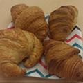 One writer, four croissants, one mission: Orlando's best croissant