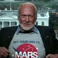 Buzz Aldrin links with Florida Institute of Technology to develop a 'master plan' for colonizing Mars