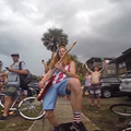 Charges dropped for Jacksonville man arrested for shredding National Anthem too hard