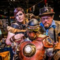 Maker Faire Orlando offers too much to see in one day at the Orlando Science Center this weekend