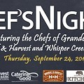 Chefs from Highball & Harvest and Whisper Creek Farm team up to raise money for Second Harvest Food Bank on Thursday