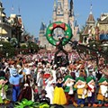 Disney's Christmas Day Parade will be taped at Magic Kingdom Nov. 10-13