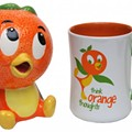 New Orange Bird merch at Disney, just in time for the holidays