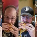 Brave carnivore attempts to eat every burger on Orlando Burger Week