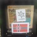 Nazi symbols and fliers being distributed on UCF campus