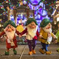 Every local holiday event from Thanksgiving through New Year's Day