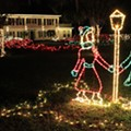 Get dazzled by the sparkling displays at Festival of Lights