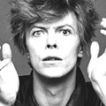 On discovering David Bowie