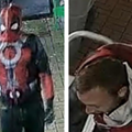 Two men dressed in Deadpool costumes attempted to steal an ATM in Cocoa, Florida