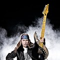 Scorpions guitarist Uli Jon Roth updates his classic '70s rockers at the Plaza Live Saturday