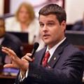 Matt Gaetz runs for U.S. Congress, blasts 'illegal immigrants' and 'Muslim terrorists'