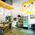 Life returns to Urban Rethink space with pop-up Burrow Press bookstore (updated)