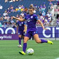 Alex Morgan and the Orlando Pride look to take down the Boston Breakers Sunday