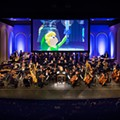 Take a musical adventure through Hyrule at The Legend of Zelda: Symphony of the Goddesses