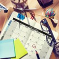 Daily Planner: There's something to do every day of the week
