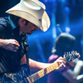 Brad Paisley will play a free concert in downtown Orlando this September