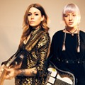 Experienced blues rockers Larkin Poe play the Social this weekend
