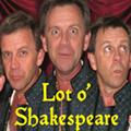 Fringe 2019 Review: 'Lot o' Shakespeare'
