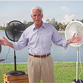 Florida man Charlie Crist wants you to know he's a 'fan of fans'