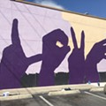 New LOVE mural goes up across from Pulse site