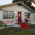 Visiting Nora's Sugar Shack is more akin to visiting a friend with great taste than it is to a typical bar