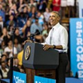 Obama makes last-minute pitch in Orlando to millennials for Clinton
