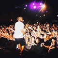 Rising hip-hop star Azizi Gibson headlinies at Backbooth tonight