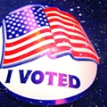 Get out and vote today from 7 a.m. to 7 p.m.