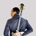Bass legend Stanley Clarke brings impressive résumé to the Plaza Live