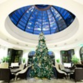 Alfond Inn's Get Your Jazz On series turns the hotel into a classy winter wonderland