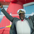 Shaq's fried chicken and a two-story tiki bar join Guy Fieri and Emeril Lagasse to make Carnival's new ship a true foodie destination