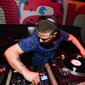 Chicago house DJ Mystic Bill plays Vinyl Arts Bar tonight