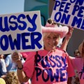 Thousands march around Lake Eola for Central Florida Women's Rally