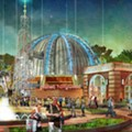 Planet Hollywood Observatory in Disney Springs opened today