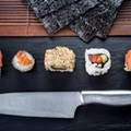 Morimoto Asia at Disney Springs gives guests the chance to learn how to slice sushi like a pro