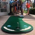 Thornton Park's Putt 'N Pour pub crawl returns for a day of drinking and miniature golf