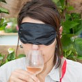 Sharpen your senses with a blind wine tasting at Digress in College Park