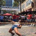 Overchuck Law Firm's annual City Skip Day returns to Wall Street Plaza Friday