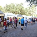 Winter Park Autumn Art Festival takes advantage of slightly cooler temperatures