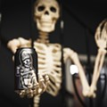 Four bone-chilling beers to drink this Halloween