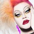 'RuPaul's Drag Race' star Ginger Minj presents her Super Spectacular Low Budget Christmas Extravaganza Sunday night