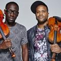 Black Violin brings the baroque boom-bap to Orlando