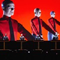 Electronic music godheads Kraftwerk announce 3-D show in Orlando this summer