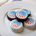 Orlando 4 Rivers locations offer free dessert for customers with an 'I Voted' sticker