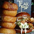 Orlando's Teak Neighborhood Grill to feature on an episode of Cooking Channel's 'Food Paradise'