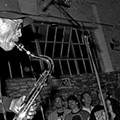 Tune in to an archival 1994 broadcast of jazz icon Sam Rivers playing live on WPRK this weekend