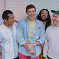 Orlando TikTok sensations the 502s play the Plaza Live's Front Porch Concert Series on Thursday