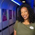Charita Carter, Senior Creative Producer/Manager at Walt Disney Imagineering.