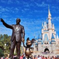 Walt Disney World sold out as spring break approaches